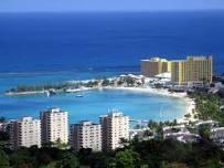 Ocho Rios, luxury town in Jamaica